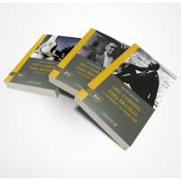 Meu caminho para Brasília - tomos I, II e III (vol. 201-A, B e C)