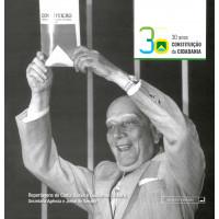 30 anos Constituição da cidadania: reportagens de Cintia Sasse e Guilherme Oliveira