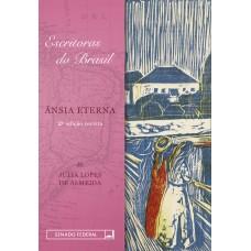 Ânsia eterna (Coleção Escritoras do Brasil) - 2ª edição