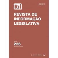 Revista de Informação Legislativa - RIL - nº 226 - 2020