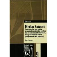 Direitos autorais  (Coleção História do Direito Brasileiro)