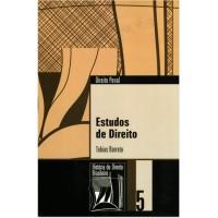 Estudos de direito (Coleção História do Direito Brasileiro)