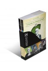 Coleção O Senado na História do Brasil (Arquivo S - vols. I, II, III e IV)