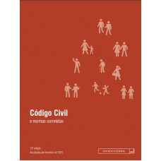 Código Civil e normas correlatas - 12ª edição - 2021