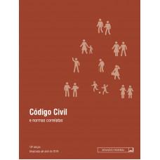 Código Civil e normas correlatas - 10ª edição