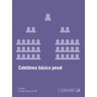 Coletânea básica penal - 10ª edição - 2020