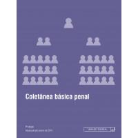 Coletânea básica penal - 9ª edição - 2019