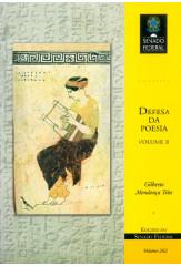 Defesa da poesia - volume II (vol. 262)