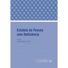 Estatuto da Pessoa com Deficiência - 3ª edição