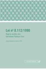 Lei nº 8.112/1990: Regime Jurídico dos Servidores Públicos Civis