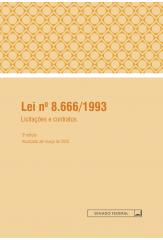 Lei n. 8.666/1993: licitações e contratos - 3ª ed - 2020
