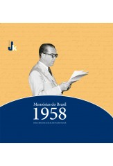 Memórias do Brasil – 1958: discursos de Juscelino Kubitschek