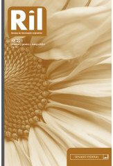 Revista de Informação Legislativa - RIL - nº 221 - 2019