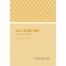 Lei n. 8.666/1993 - Licitações e contratos - 9788570188434