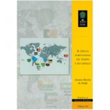 A língua portuguesa no tempo e no espaço (vol. 242)