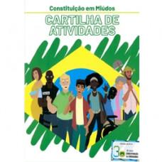Constituição em Miúdos I - Cartilha de Atividades - 9788570189271