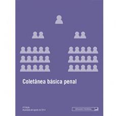 Coletânea básica penal - 8ª edição