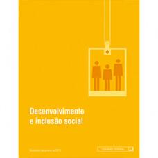 Desenvolvimento e inclusão social - 9788570185709