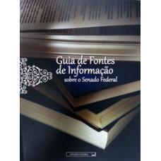Guia de fontes de informação sobre o Senado Federal