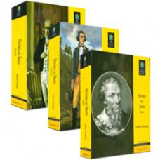 História do Brasil (Robert Southey) - tomos I, II e III (vol. 133)