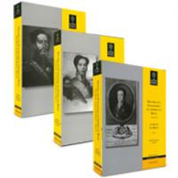 História dos fundadores do Império do Brasil - Vol. II: a vida de D. Pedro - tomos I, II e III (vol. 209)