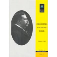 Formação histórica da nacionalidade brasileira (vol. 158)
