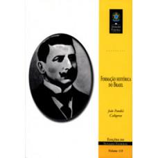 Formação histórica do Brasil (vol. 118)