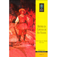 História da Capitania de São Vicente (vol. 25)