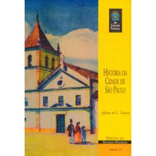 História da cidade de São Paulo (vol. 23)