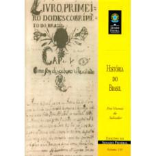 História do Brasil (Frei Vicente do Salvador) (vol. 131)