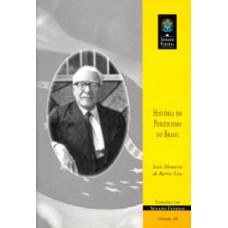 História do positivismo no Brasil (vol. 48)