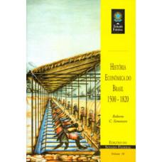 História econômica do Brasil (vol. 34)