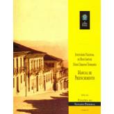 Inventário nacional de bens imóveis e sítios urbanos tombados (vol. 82)