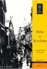 Memórias da Rua do Ouvidor (vol. 41)