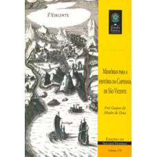 Memórias para a história da capitania de São Vicente (vol. 129)