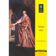 Testamento político (vol. 169)