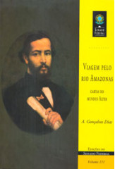 """Viagem pelo rio Amazonas: cartas do """"mundus alter"""" (vol. 151)"""