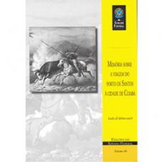 Memória sobre a viagem do porto de Santos à cidade de Cuiabá (vol. 69)
