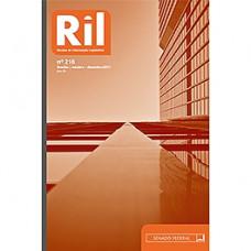 Revista de Informação Legislativa - RIL - Nº 216 - 2017 - 9770034835008