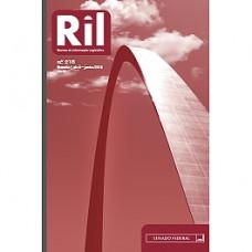 Revista de Informação Legislativa - RIL - nº 218 - 2018