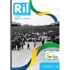 Revista de Informação Legislativa - RIL - nº 219 - 2018
